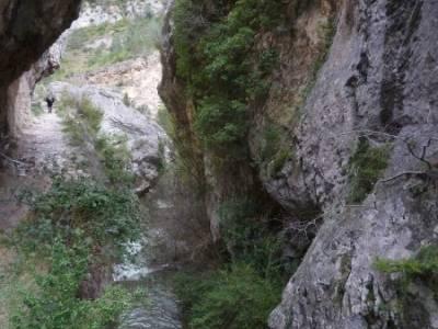 Salto del Nervión - Salinas de Añana - Parque Natural de Valderejo;el pardo rutas camorritos cerce